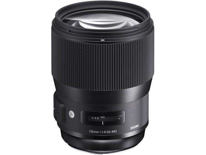 SIGMA 135mm f/1,8 DG HSM Art pre Nikon F