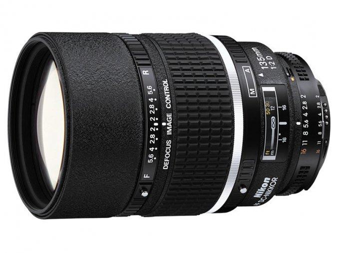 Nikon AF DC-Nikkor 135mm f/2