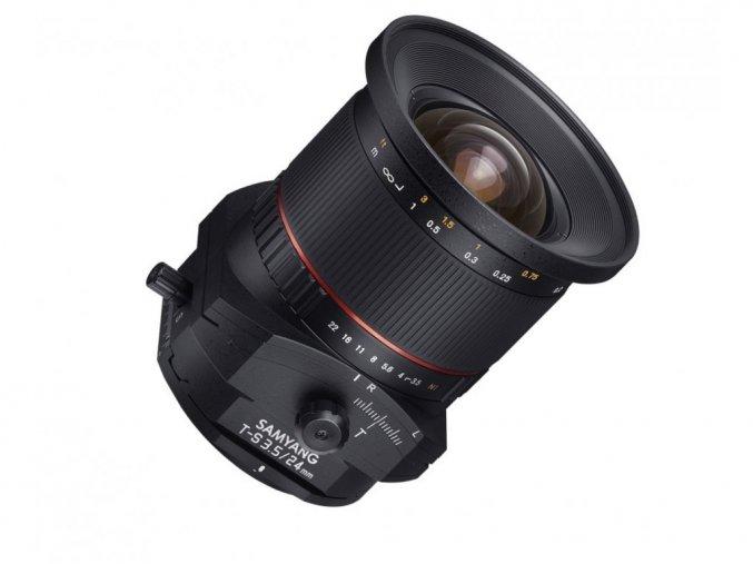 Samyang 24mm f/3,5 Tilt-Shift ED AS UMC Canon