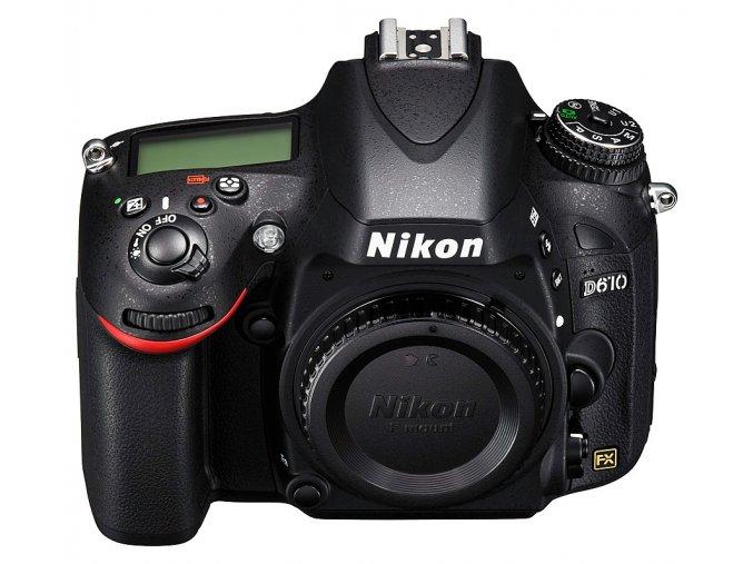 Nikon D610 FX Full Frame