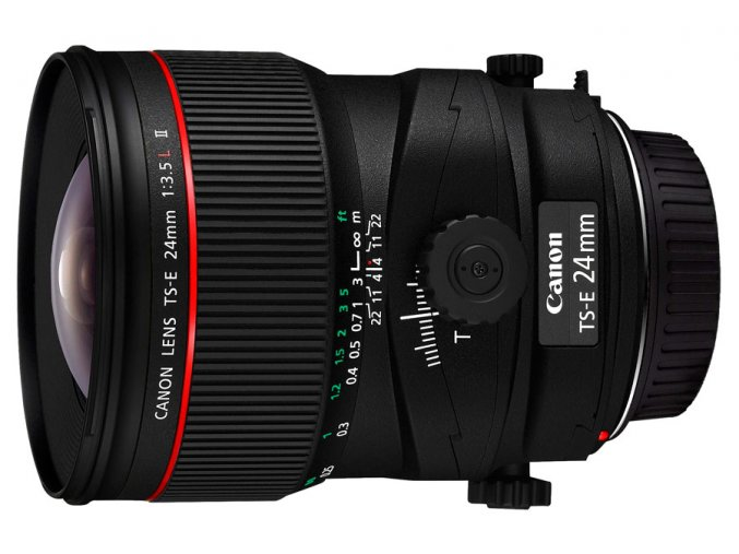 Canon TS-E 24mm f/3.5L II - TOP STAV