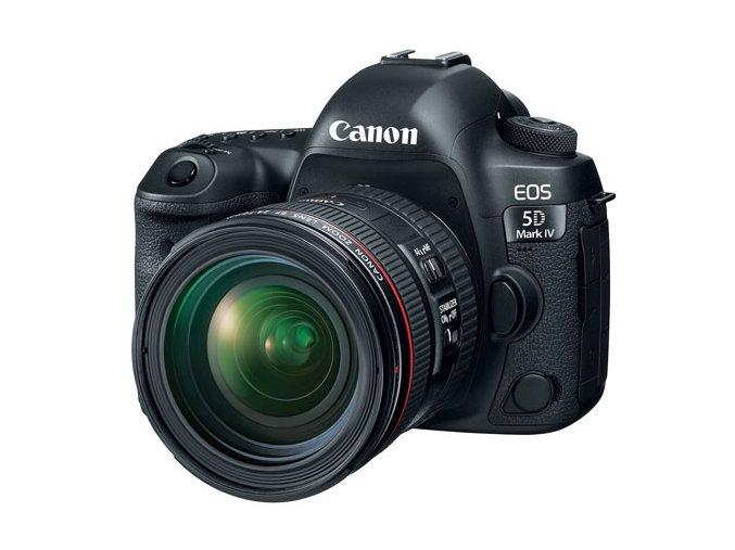 Canon EOS 5D Mark IV + 24-70mm f/4L