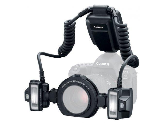Canon MT-26EX-RT Twin Lite Flash makroblesk