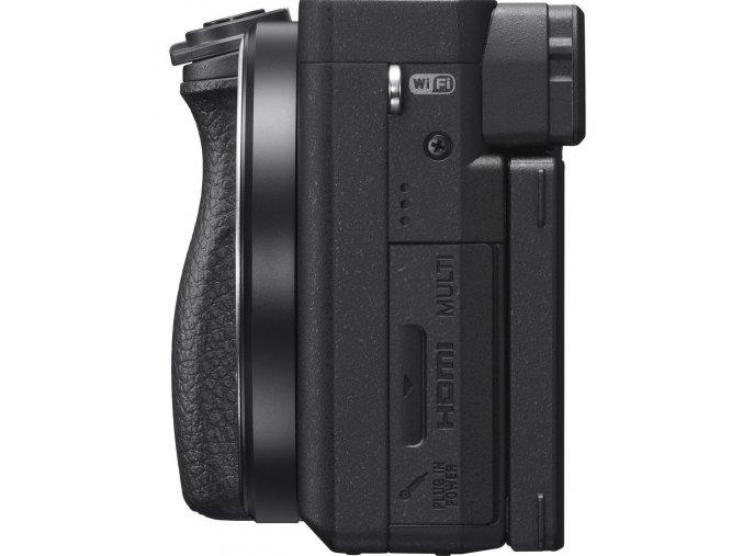 Sony Alpha A6400 + Sony E 16-50mm f/3,5-5,6 PZ OSS