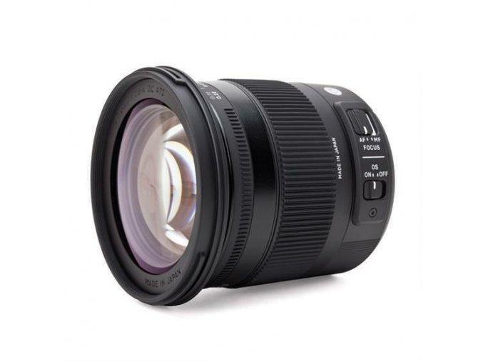 Sigma 17-70mm f/2,8-4 DC Makro OS HSM pre Nikon
