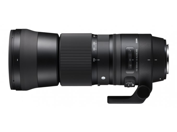 Sigma 150-600mm f/5-6,3 DG OS HSM Contemporary Nikon