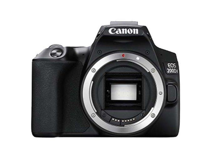 Canon EOS 200D Mark II telo (4K video)