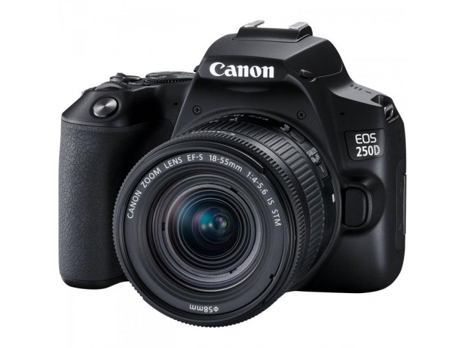 Canon EOS 250D + 18-55mm f/4-5.6 IS STM