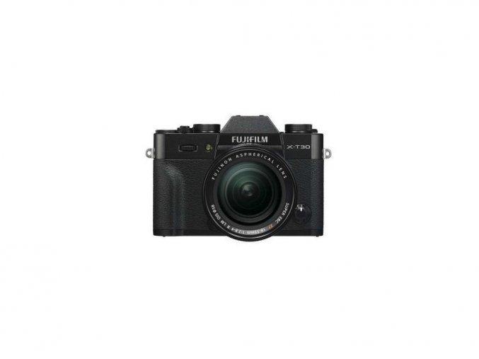 Fujifilm X-T30 + 18-55mm -čierny