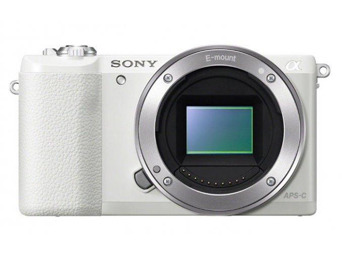 Sony Alpha A6000 biely