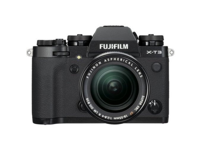 Fujifilm X-T3 čierny