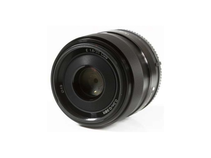 Sony 35mm f/1,8 OSS SEL35F18