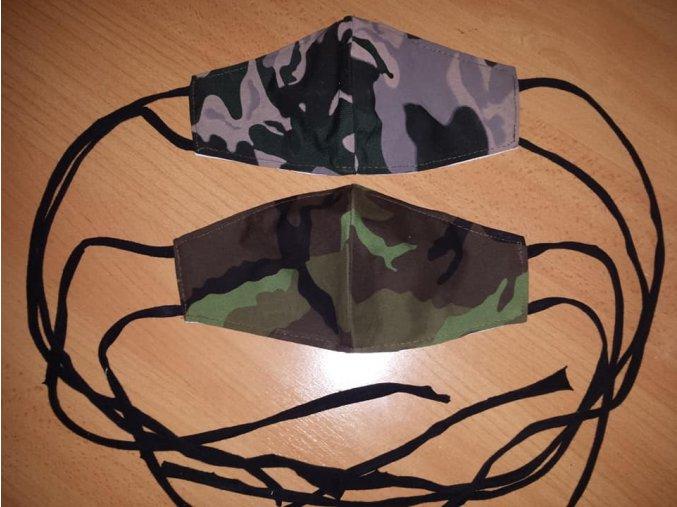 rusko maskac