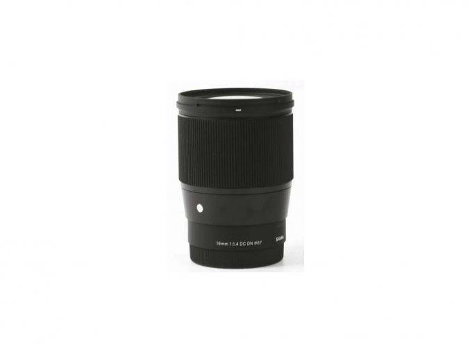 Sigma 16mm f/1.4 DC DN Contemporary, Sony E-Mount