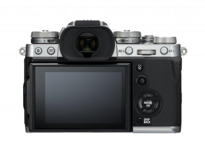 Fujifilm X-T3 strieborný + 18-55mm