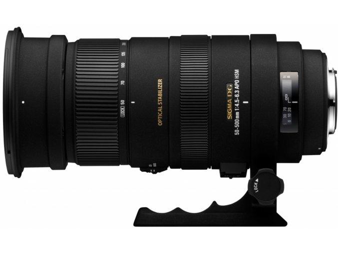 Sigma 50-500mm f/4,5-6,3 APO DG OS HSM Nikon