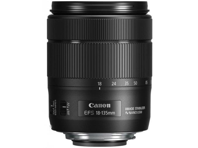 Canon EF-S 18-135mm f/3,5-5,6 IS nano USM