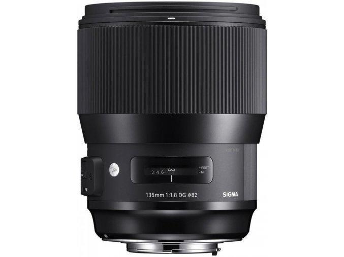 Sigma 135mm f/1.8 DG HSM Art pre Canon