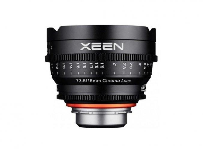 Samyang Xeen 16mm T2.6 pre Nikon