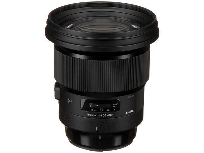 Sigma 105mm f/1.4 DG HSM ART pre Canon