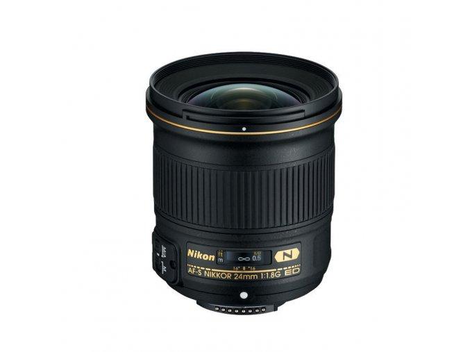 Nikon AF-S 24mm f/1,8G ED
