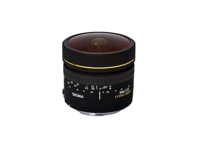 Sigma 8mm f/3,5 EX DG FishEye Nikon