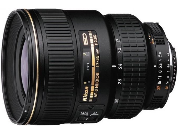 Nikon AF-S 17-35mm f/2,8D ED-IF Zoom