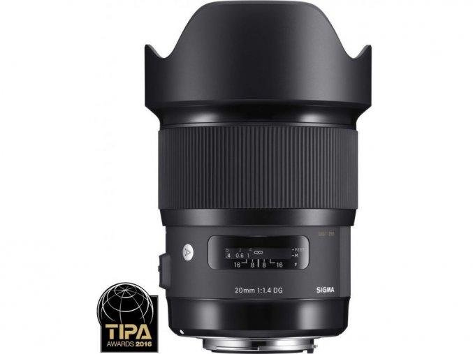 Sigma 20mm f/1.4 DG HSM Art Canon