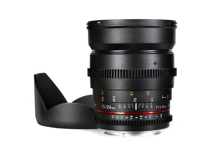Samyang 24mm T1,5 VDSLR II Sony E