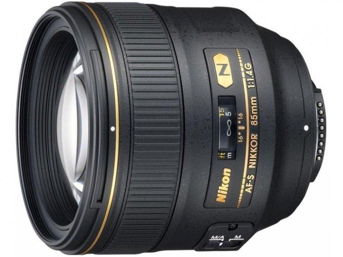 Nikon AF-S 85mm f/1,4G
