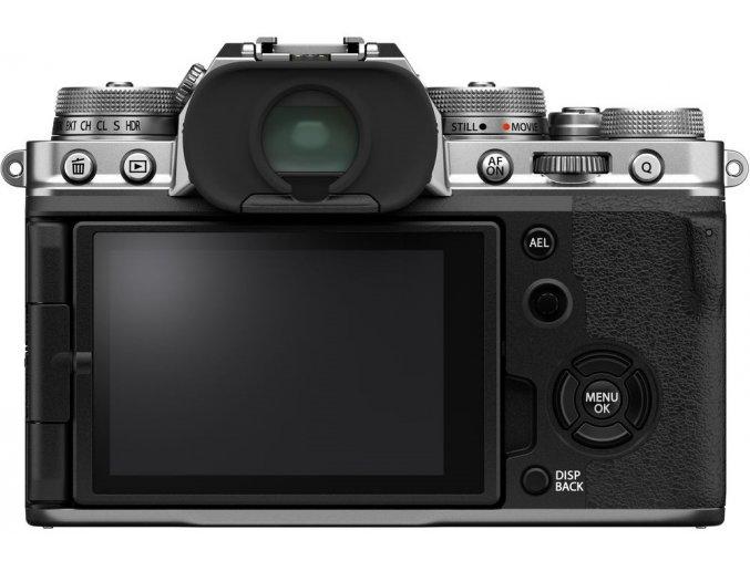 Fujifilm X-T4 + XF 18-55 mm f/2,8-4 OIS strieborný