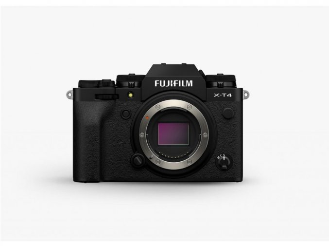 Fujifilm X-T4 čierny
