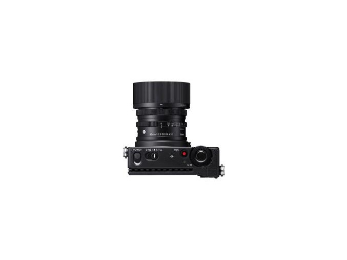 Sigma FP + 45mm f2.8 DG DN a