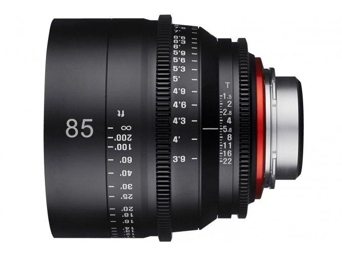 Samyang Xeen 85mm T1.5 Canon FE
