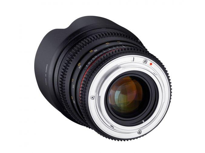 Samyang 50mm T1.5 VDSLR Nikon