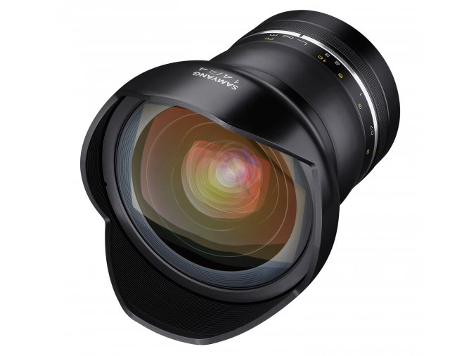Samyang XP 14mm F2.4 pre Canon