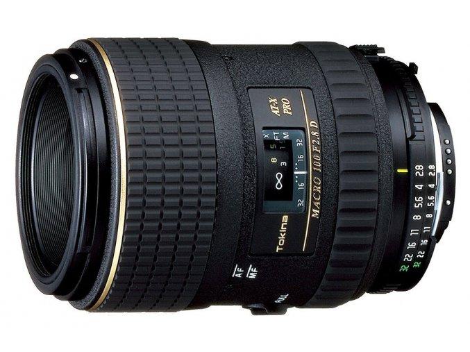 Tokina AT-X 100mm f/2,8 Macro PRO D Nikon