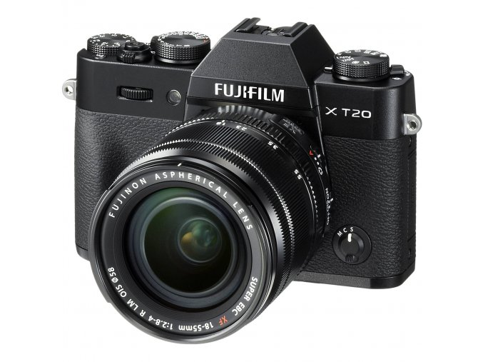 Fujifilm X-T20 + 18-55mm