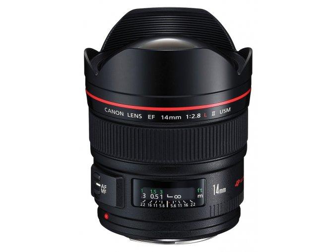 Canon 14mm f/2,8L II USM