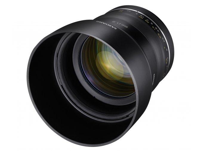SAMYANG 85 mm f/1,2 XP UMC pre Canon