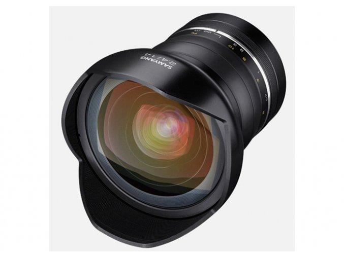 Samyang PREMIUM MF 14mm F2.4 pre Canon