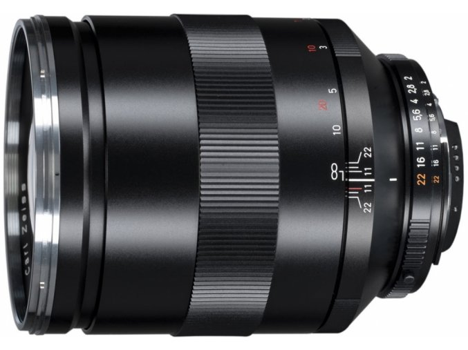 Carl Zeiss Apo Sonnar T* 135mm f/2 ZE pre Canon