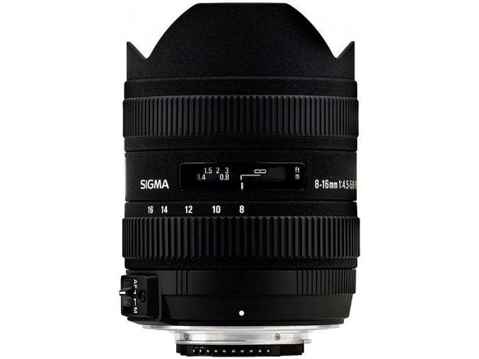 Sigma 8-16mm f/4,5-5,6 DC HSM Canon