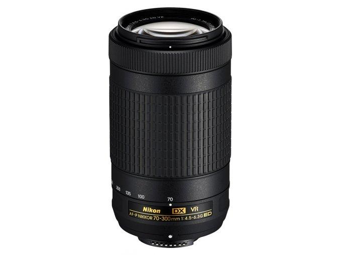 Nikon 70-300mm f/4,5-6,3 G AF-P DX ED VR