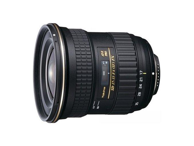 Tokina AT-X PRO 17-35mm f/4 FX SD Canon