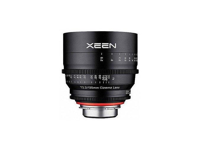 Samyang Xeen 135mm T2.2 pre Nikon