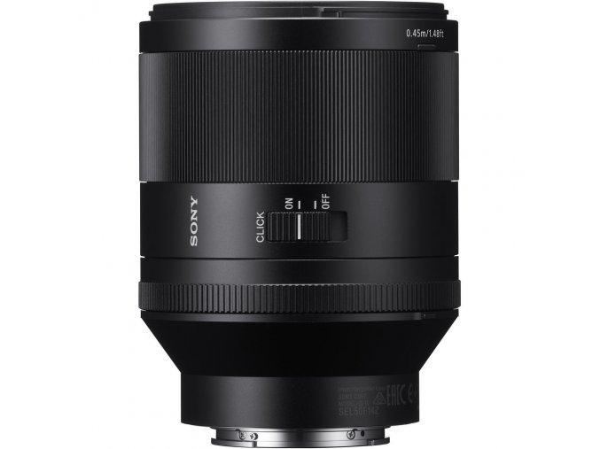 Sony FE Planar T* 50mm f/1.4 ZA