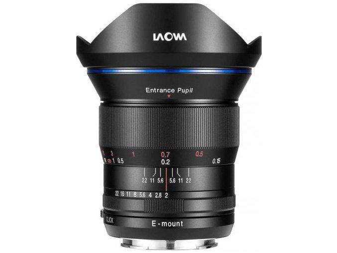 Laowa 15 mm f/2 FE Zero-D Sony E