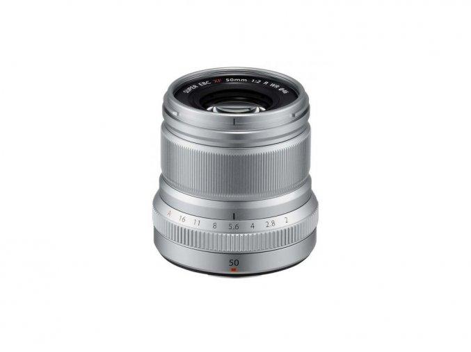 Fujifilm Fujinon XF 50mm f/2 R WR strieborny