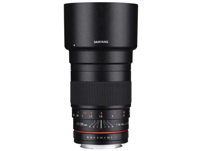 Samyang 135mm F/2.0 ED UMC Sony E